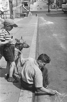 Photo Helen Levitt (1938-1948)