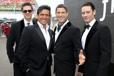 Il Divo at the Brits Awards