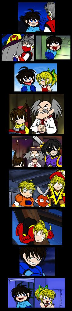 Take Two: Magnet Man and the Awkward Photos by MewKwota on DeviantArt