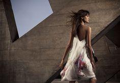 model: Barbara Fialho  photo: Eduardo Rezende  make/hair: Josef Chasilew  stylist: Rogerio S