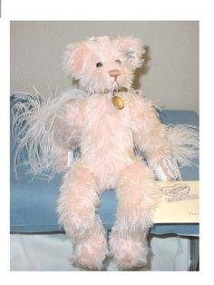 Faith 19 Annette Funicello Pink Mohair Bear , http://www.amazon.com/dp/B002PBIQGC/ref=cm_sw_r_pi_dp_BpW.rb1XCM4GT
