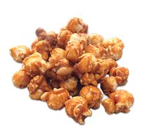 Caramel Corn with Deluxe Mixed Nuts