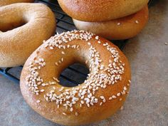 Yes, You Can Make Homemade Whole Wheat & White Bagels
