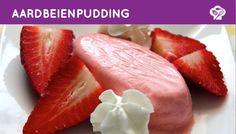 FOODGLOSS - Aardbeienpudding