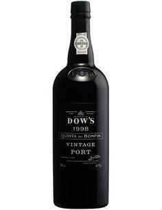 DOW'S QUINTA DO BOMFIM VINTAGE 1998 PORT WINE