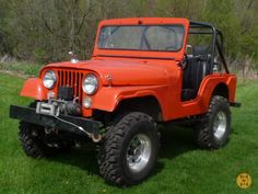 Your Midwest source for Four wheel drive, offroading, and advice. Cj Jeep, Four Wheel Drive, Vintage Cars, 4x4, Monster Trucks, Classic, Derby, Classic Books, Classic Cars