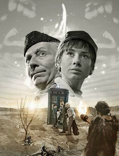 First Doctor and Susan