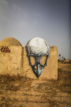 Dome-Intergated Murals : creative street art