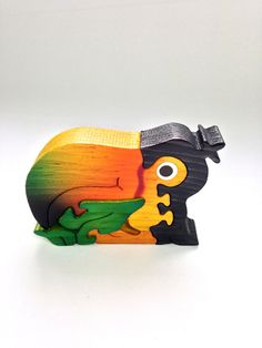Puzzles, Wood Animal, Wooden Decor, Scroll Saw, Wooden Boxes, Wood Projects, Kids Toys, Diy And Crafts, Wooden Toy Plans