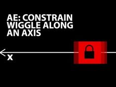 After Effects Tutorial: Constrain Wiggle Along an Axis (Beginner)
