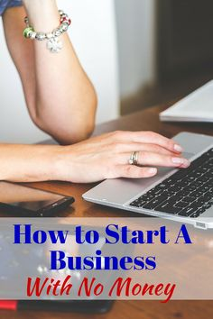 Did you know it is possible to start a business with no money? What are you waiting for? Find out how you can start a business with little or no money now.