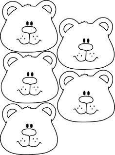goudlokje en de drie beren digitaal prentenboek - Google zoeken Teddy Bear Crafts, Teddy Bear Day, Coloring Sheets, Coloring Books, Coloring Pages, Bear Activities Preschool, Fairy Tale Projects, Bear Mask, Zoo Animals