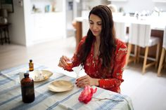 Shiva Rose Face Oil - LA in Bloom