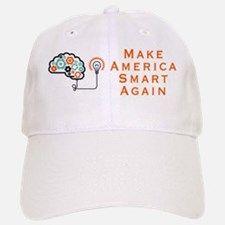 f9f00a49c83c7 Make America Smart Again Baseball Cap for Baseball Cap