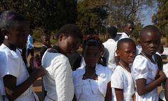 Malawi: Eerste Heilige Communie