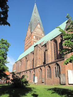 I think this is the Johannes Church