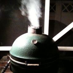 Cooking on the egg