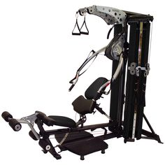 Inspire Fitness M4 Home Gym