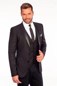 Ricky Martin.....I think he's still hot regardless ;)