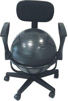 amazon: balance ball office chair   only $52.99 shipped (reg $100