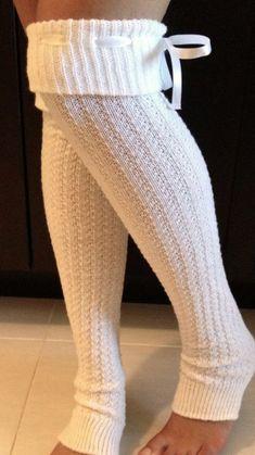 Leg Warmers Efficient Comfortable Bohemia Ladies Winter Over Knee Long Knit Crochet Leg Warmers Legging Stocking