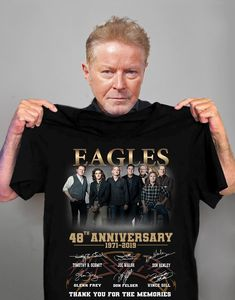 Eagles Anniversary 1971 2019 Thank You Memory Men T-Shirt Men And Women T Shirt Eagles Music, Eagles Band, History Of The Eagles, Vince Gill, Glenn Frey, Hotel California, Music Bands, Memories, T Shirts For Women