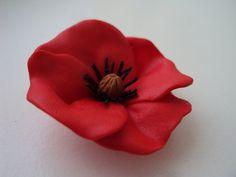 poppy ring:) it's almost spring
