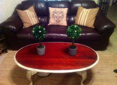 Coffee Table Re-Style posted Pine Creek Style
