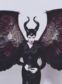 Maleficent ~ Angelina Jolie