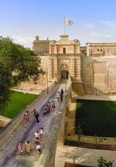 Malta's old Capital City, Mdina