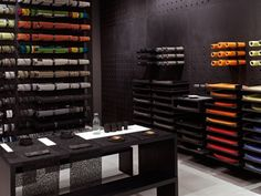 Chilewich Store by De-SPEC, New York City » Retail Design Blog