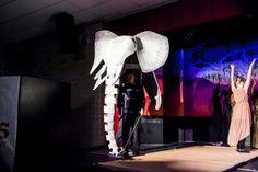 Disney's The Lion King Junior, Ohio Premiere Set, Costumes Elephant Puppet