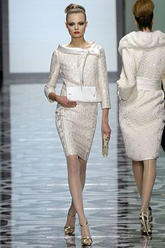 Valentino Fall 2007 Couture Collection on Style.com: Complete Collection