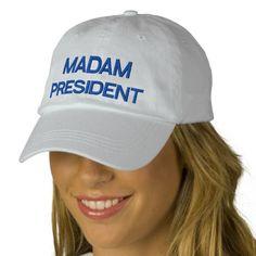 Madam President Cap