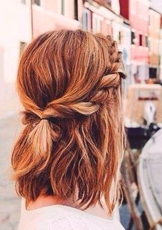Great hairstyles for mid-length hair Mid Length Hair, Shoulder Length Hair, Medium Length Hair Braids, Hairstyles For Medium Length Hair Easy, Great Hairstyles, Wedding Hairstyles, Easy Elegant Hairstyles, Night Hairstyles, Beautiful Hairstyles