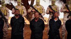 """ROMA, 05 Feb. 16 / 04:26 am (ACI).-   Un grupo de personas que lograron escapar de la ciudad libia de Sirte –tomada en febrero de 2015 por el Estado Islámico (ISIS)–, denunciaron que los yihadistas han impuesto la sharia (ley musulmana) y aplican crucifixiones y latigazos públicos a quienes se resisten a aceptar sus leyes o cursos de """"reeducación""""."""
