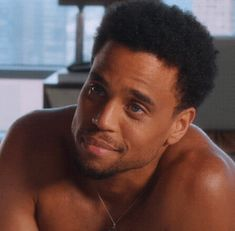 Bless you and your shirtless scenes, Michael Ealy. | Michael Ealy Is God's Greatest Gift To Humankind