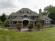 beautiful house in Lancaster County