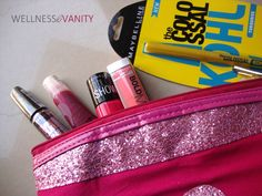 Maybelline InstaGlam Valentine's Gift Kit Review + Giveaway! | WELLNESS&VANITY