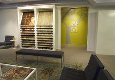 NYC showroom before