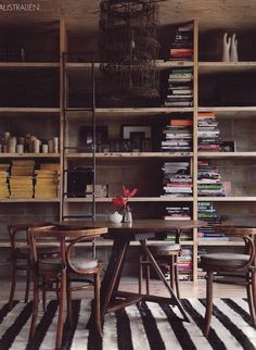 Bookshelves. #library #bookshelves