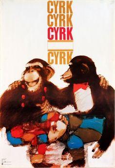 Cyrk Szympansy, Circus Chimps, Urbaniec Maciej