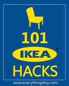 101 Amazing DIY Ikea Hacks | Creative Ideas