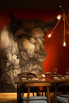 To meet Chinese consumers' increasing appetite for fine dining options, the design of this new Shanghai restaurant integrates chef Gianluca...