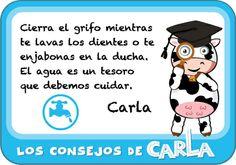 No cuesta nada seguir los consejos de Carla ¡Y cambian tanto!