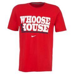 Nike Men's University of Houston My School's Local T-shirt #CougarRed