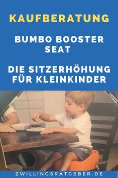 Du kennst das bestimmt auch, der Nachwuchs möchte partout nicht mehr in seinem Hochstuhl sitzen, aber für den richtigen Stuhl ist er noch zu klein. Was also tun?   Mit der Bumbo Booster Stuhlerhöhung kannst du einen normalen Esszimmerstuhl ganz einfach in einen vollwertigen Kinderstuhl verwandeln.  #bumbo #sitzerhöhung #kleinkinder #kleinkind #kleinkindaufreisen #mitkindernreisen #boosterseat #stuhlerhöhung #bumbodeutschland #bumbofloorseat, #bumbochangingpad, #bumbostepnpotty Twin, News, Travelling With Toddlers, Mom And Dad, Recipes For Children, Traveling With Children, Family Life, Breast Feeding, Twins