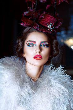 Photography Catherine Harbour Makeup director LAN Nguyen Grealis Styling Gemma Swan Hair Klare Wilkinson