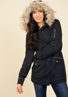 Outdoors Enthusiast Coat