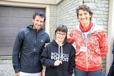 Amb Kilian Jornet i Emma Roca. 10 juny 2013
